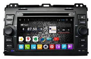 DayStar DS-8001HD для Toyota LC Prado 120 на Android 9.0