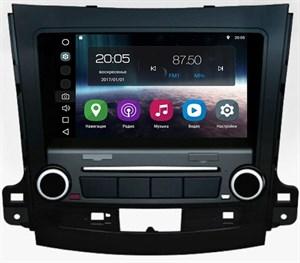 Штатная магнитола FarCar S200 для Peugeot 4007 2007-2012 на Android 8.0 (V056)
