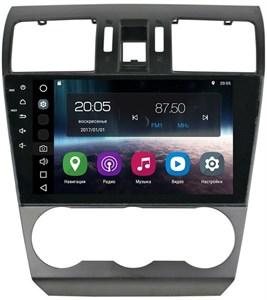 Штатная магнитола FarCar S200 для Subaru Forester IV, Impreza WRX IV, XV I 2014-2018 на Android 8.0 (V901R-DSP)