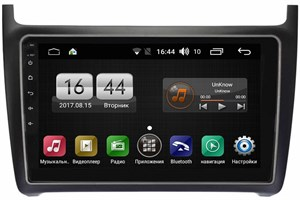 Штатная магнитола FarCar Winca s175 для Volkswagen Polo 5 2009-2018 на Android 6.0.1 (L910R)