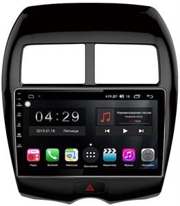 Штатная магнитола FarCar S200+ для Mitsubishi ASX I 2010-2018 на Android 8.0 (A026R)
