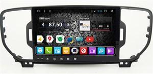Штатное головное устройство DayStar DS-7070HB для KIA Sportage 2016+ Android 8.1 (8 ядер)