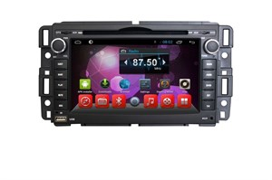 CarMedia KR-7041-T8 Hummer H2 2002-2009 на Android 7.1