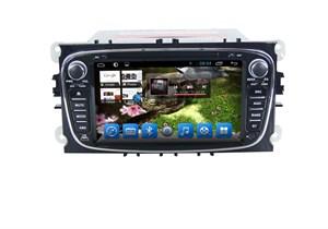 Штатная автомагнитола CarMedia KR-7005-T8 Ford Focus 2, C-Max, Mondeo, S-Max на Android 7.1