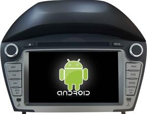 Штатная автомагнитола CarMedia KR-7093-T8 Hyundai ix35 2010-2015, Tucson II 2011-2015 на Android 7.1