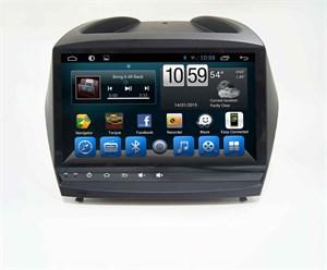 Штатная автомагнитола CarMedia KR-9018-T8 Hyundai ix35 2010-2015, Tucson II 2011-2015 на Android 7.1