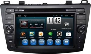 Штатная автомагнитола CarMedia KR-8018-T8 Mazda 3 (BL) 2009-2013 на Android 7.1