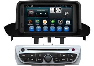 CarMedia KR-7084-T8 Renault Megane III, Fluence I 2009-2016 на Android 7.1