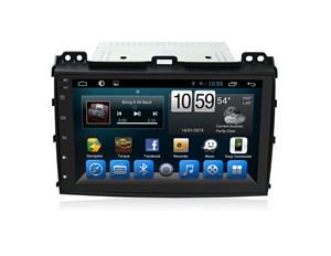 CarMedia KR-9031-T8 Lexus GX 2002-2009 на Android 7.1