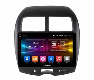 Штатная магнитола CarMedia OL-1631 для Mitsubishi ASX I 2010-2018 на Android 6.0