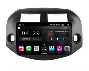 Farcar RL018R (S300) с DSP для Toyota RAV4 (XA30) 2006-2013 на Android 9.0