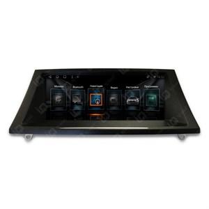 """Автомагнитола IQ NAVI T54-1115CD BMW X5 Restyle (E70) (2006-2010) / X6 Restyle (E71) (2007-2012) 8,8"""" с Carplay"""