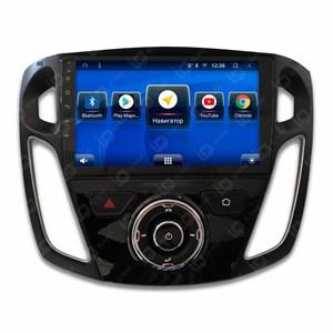 """Автомагнитола IQ NAVI T54-1410CFHD Ford Focus III (2011+) 9"""" с Carplay и DSP"""