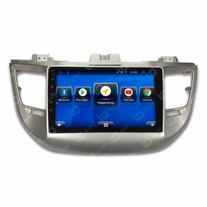 """Автомагнитола IQ NAVI T54-1612CFHD Hyundai Tucson (TL) (2015-2018) 9"""" с Carplay и DSP"""