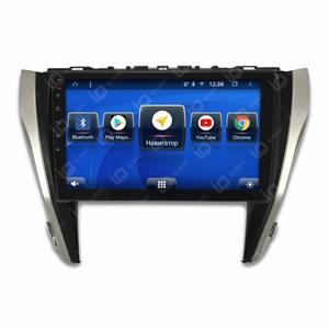 """Автомагнитола IQ NAVI T54-2918CFHD Toyota Camry V55 (2014-2018) 10,1"""" с Carplay и DSP"""