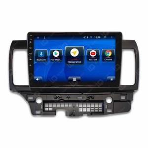 IQ NAVI T58-2004CFHD для Mitsubishi Lancer X (2007+) на Android 8.1