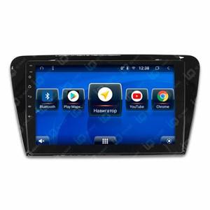 IQ NAVI T58-2503CFHD для Skoda Octavia (A7) (2013+) на Android 8.1