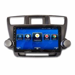 "IQ NAVI T58-2915CFHD для Toyota Highlander II (XU40) (2007-2014) на Android 8.1"""