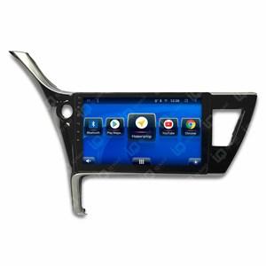 IQ NAVI T58-2926CFHD для Toyota Corolla XI (E160 Restyle) (2016+) на Android 8.1