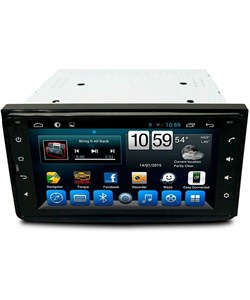 CarMedia KR-6954-T8 Toyota универсальная на Android 7.1