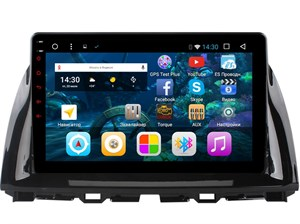 Штатная магнитола Vomi VM8726-T8 для Mazda CX-5 2011-2017 на Android 7.1.2