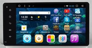 Штатная магнитола Vomi VM6990-T8 для Mitsubishi ASX, Lancer, Pajero, Outlander на Android 7.1.2