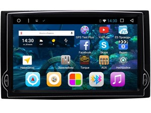 Штатная магнитола Vomi VM1893 для Hyundai H1 Starex II 2007-2016 на Android 7.1