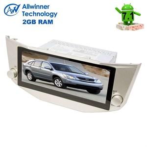 Штатная магнитола Lexus RX II 300, RX II 330, RX II 350, RX II 400h 2003-2009 LeTrun 2228 на Android 7.1.1 Allwinner T3