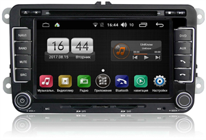 Штатная магнитола FarCar Winca s170 для Skoda Fabia 2007+ на Android (L305)