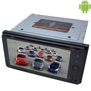 Штатная магнитола Toyota универсальная LeTrun 2493 на Android 8.1.1