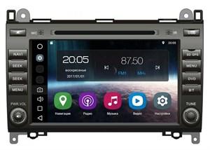 Штатная магнитола FarCar S200 для Mercedes A-klasse (W169), B-klasse (W245), Vito, Viano, Sprinter на Android 8.0 (V068)