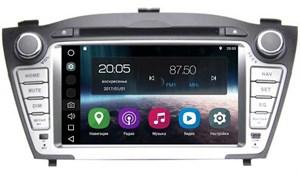 Штатная магнитола FarCar S200 для Hyundai ix35, Tucson II 2010-2015 на Android 8.0 (V361)