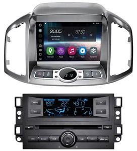 Штатная магнитола FarCar S200 для Chevrolet Captiva I 2011-2015 на Android 8.0 (V109)