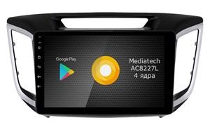 Штатная магнитола Roximo S10 RS-2010 для Hyundai Creta (Android 10.0)