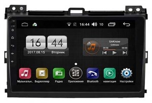 Штатная магнитола FarCar Winca s175 для Lexus GX 2002-2009 на Android 6.0.1 (L456R)