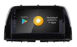 Штатная магнитола Roximo S10 RS-2410 для Mazda CX-5 (Android 8.1)