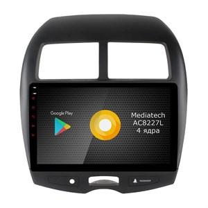 Штатная магнитола Roximo S10 RS-2614 для Peugeot 4008 2012-2018 на Android 8.1