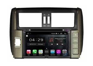 Штатная магнитола FarCar Winca S200+ для Toyota LC Prado 150 2009-2013 на Android 8.0 (A065)