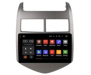 Штатная магнитола Roximo 4G RX-1310 для Chevrolet Aveo II 2011-2017 на Android 6.0