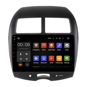 Штатная магнитола Roximo 4G RX-2614 для Citroen C4 AirCross  (Android 6.0)