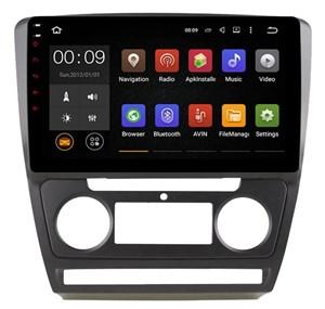 Штатная магнитола Roximo 4G RX-3202B для Skoda Octavia A5 (Android 6.0) черный
