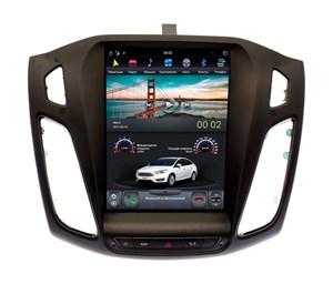 Штатная магнитола Ford Focus 2011+ Ksize DVA-CF3134NE-2/32