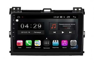 Farcar RL456R (S300) с DSP для Toyota PRADO 120 (2002-2009) на Android 8.1