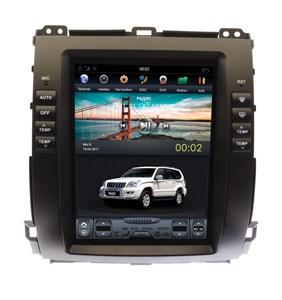 Штатная магнитола Toyota Land Cruiser Prado, Lexus GX 2002 - 2009 Ksize DVA-CF3084KE-2/32