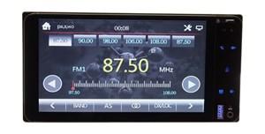 Штатная магнитола Toyota, Daihatsu универсальная Ksize DV-CH8001MP5