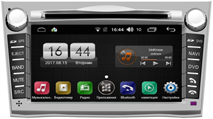 Штатная магнитола FarCar s170 для Subaru Outback (2009-2014) на Android (L061)