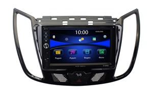Магнитола в штатное место Ford Focus 3, Kuga 2013+ Wide Media DV-JM7111 c рулевым управлением