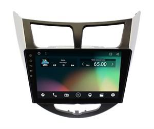 Штатная магнитола Hyundai Solaris 2010 - 2016, Verna Wide Media WM-KR9020MA-1/16