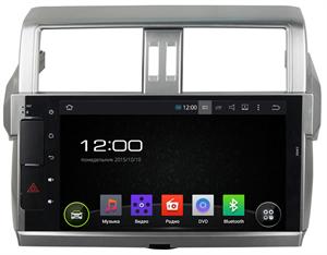 Штатная магнитола FarCar s130 для Toyota PRADO 2014 на Android (R347BS)